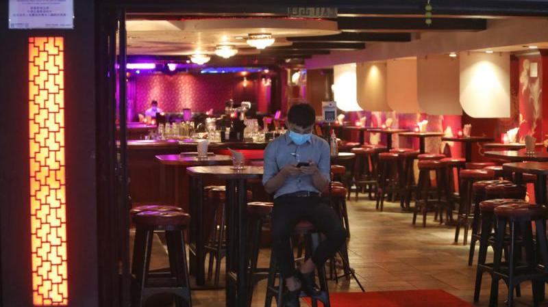 酒吧限飲兩小時 減醉客播疫風險
