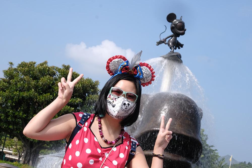 香港迪士尼樂園25日重開 續實施人數管制