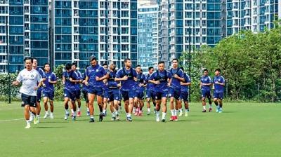 港超聯賽  東方期亞洲賽取佳績
