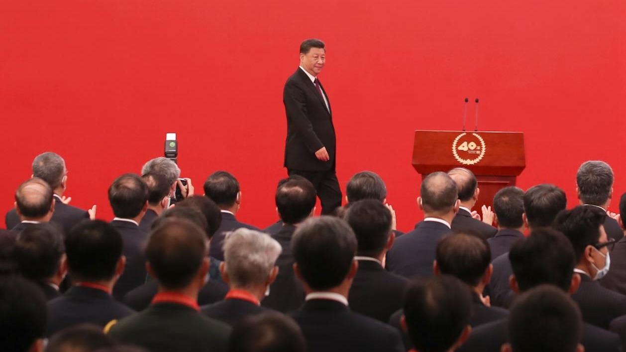 走中國道路堅定不移 「一國兩制」是香港正路
