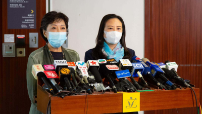 流感疫苗供應緊張 葛珮帆蔣麗芸促港府加訂