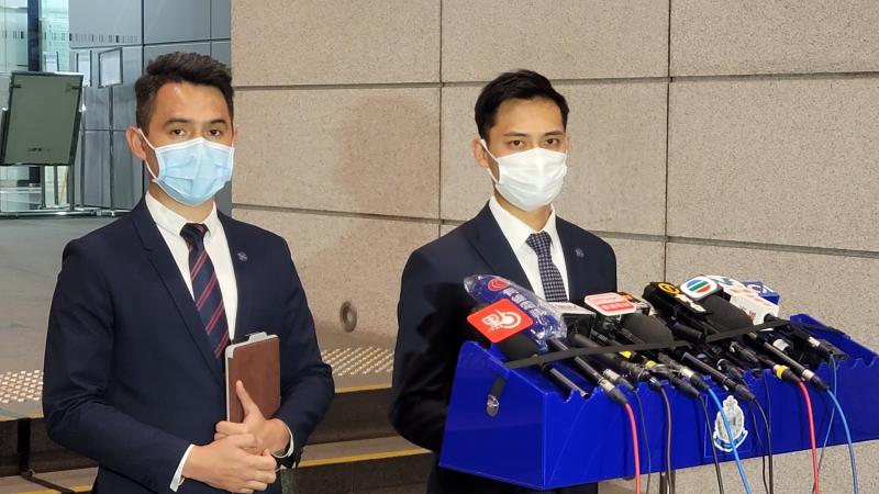 鄭麗琼違禁制令判監28日 警:繼續嚴打起底行為