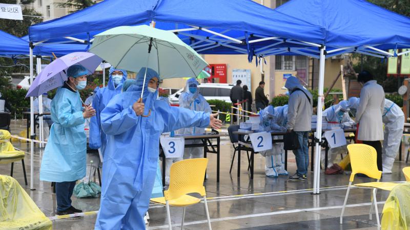 青島疫情處置取得階段性成效