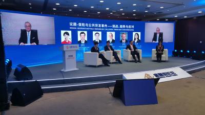 鄭慕智:盡快在灣區開發創新跨境保險產品
