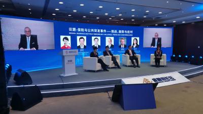 鄭慕智:盡快在灣區建立售後中心 開發創新跨境保險產品