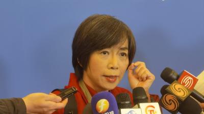 黃智賢:「台獨」每做一件事都將台灣推向戰爭
