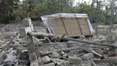 俄總統新聞秘書:納卡停火協議未得到遵守