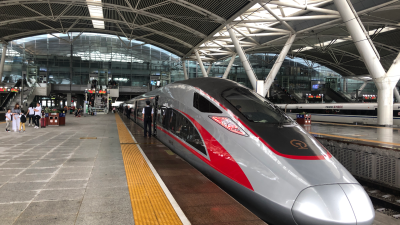 廣深規劃新建5大高鐵城軌促「雙城聯動」
