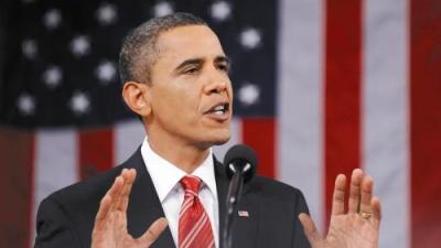 2009年·奧巴馬就職演說·憲章中的理想依然照亮着世界