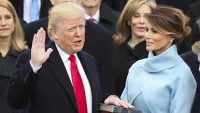 2017·特朗普就職演說·從我開始,美國優先