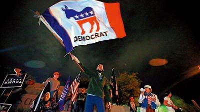 民眾「反特」 未必青睞民主黨