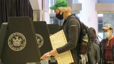 軍人選票仍在途中  「停點票論」惹怒退伍兵