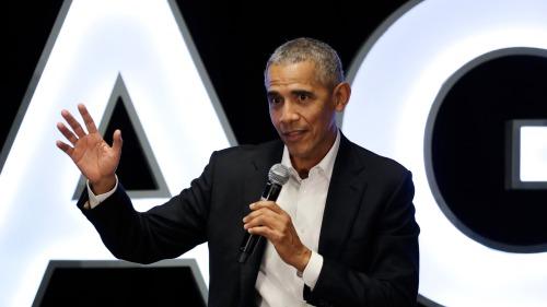 奧巴馬回憶錄:誕非裔總統致特朗普上台