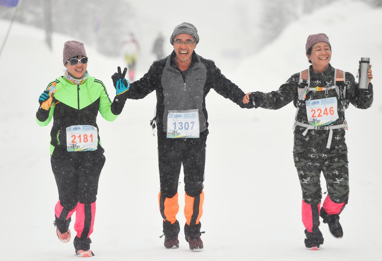 中國長白山國際林海雪地馬拉松擬於明年3月舉行