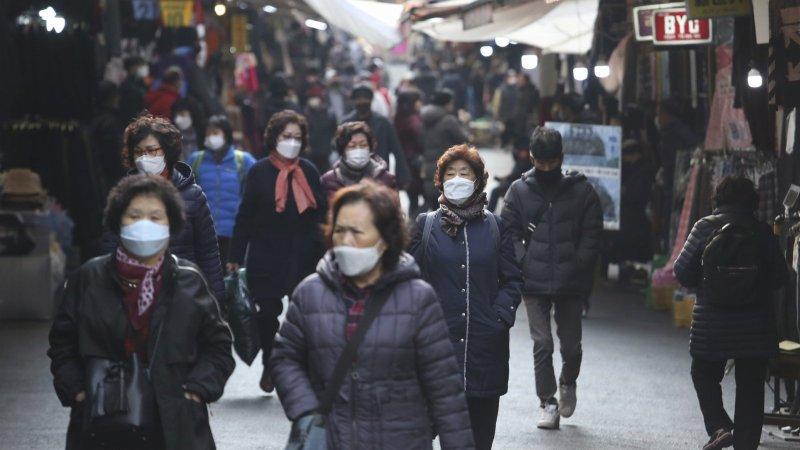 韓國新增450宗確診