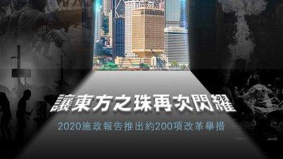 以改革的勇氣清除積弊 香港才能重新出發