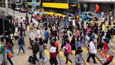 本港新增約115宗確診 創第四波疫情新高