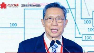 懶人包 | 香港應如何防控疫情?鍾南山院士這樣說