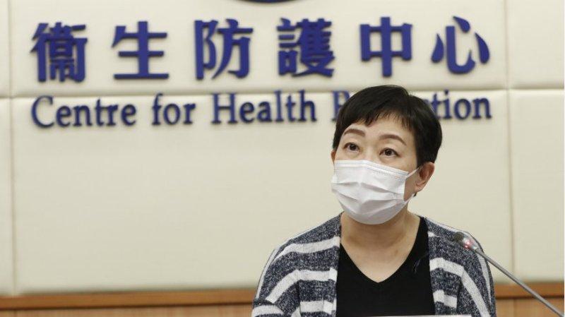 香港新增115宗確診   24宗源頭不明