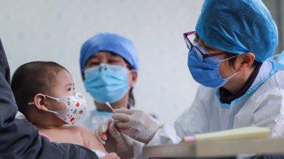 新冠病毒或會經母嬰傳播? 確診孕婦誕帶抗體嬰