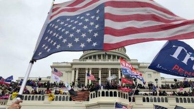 美國會暴亂增至4死 華盛頓延長緊急狀態15日
