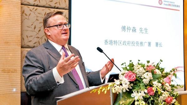專訪傅仲森|「外資眼中 香港叫座力仍然強」