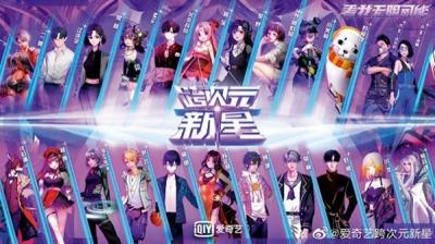 「偶像做什麼由我決定!」——中國虛擬偶像選秀透視