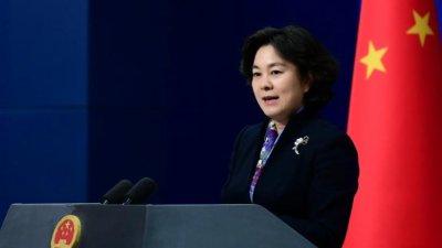 華春瑩:蓬佩奧之流必將受歷史審判