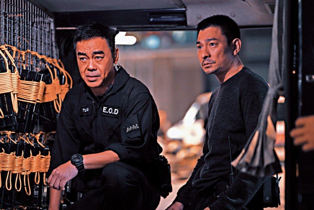 餓戲已久 香港戲院復業首天觀眾踴躍