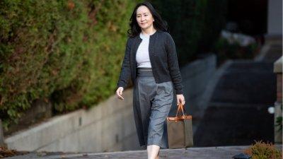 孟晚舟律師:拜登政府借案件推進外交政策 引渡要求應駁回