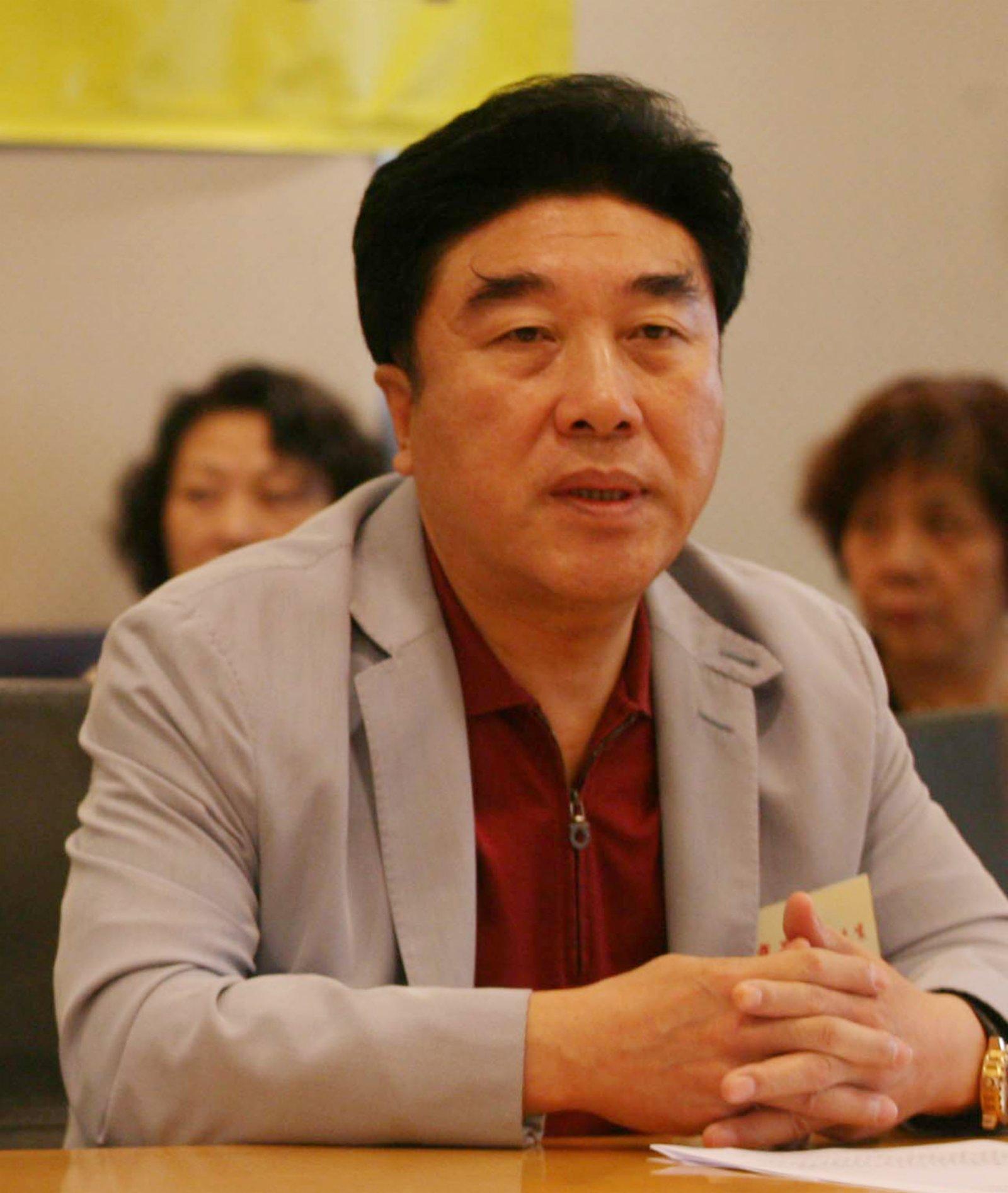 高敬德委員倡強化頂層設計促進香港長治久安