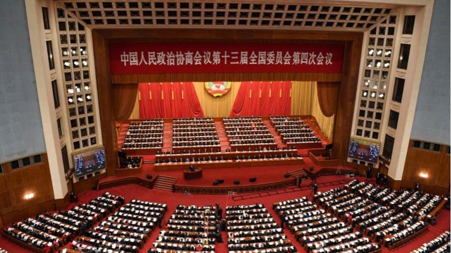 汪洋:鼓勵港區委員圍繞香港國安法制定實施發聲