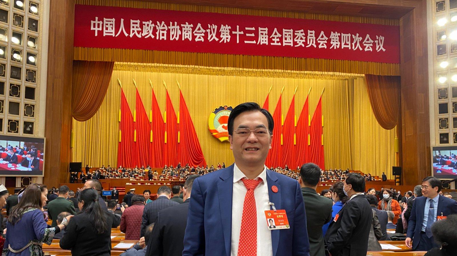 全國政協委員陳海佳:加快法律法規銜接 破除灣區科技成果轉化障礙