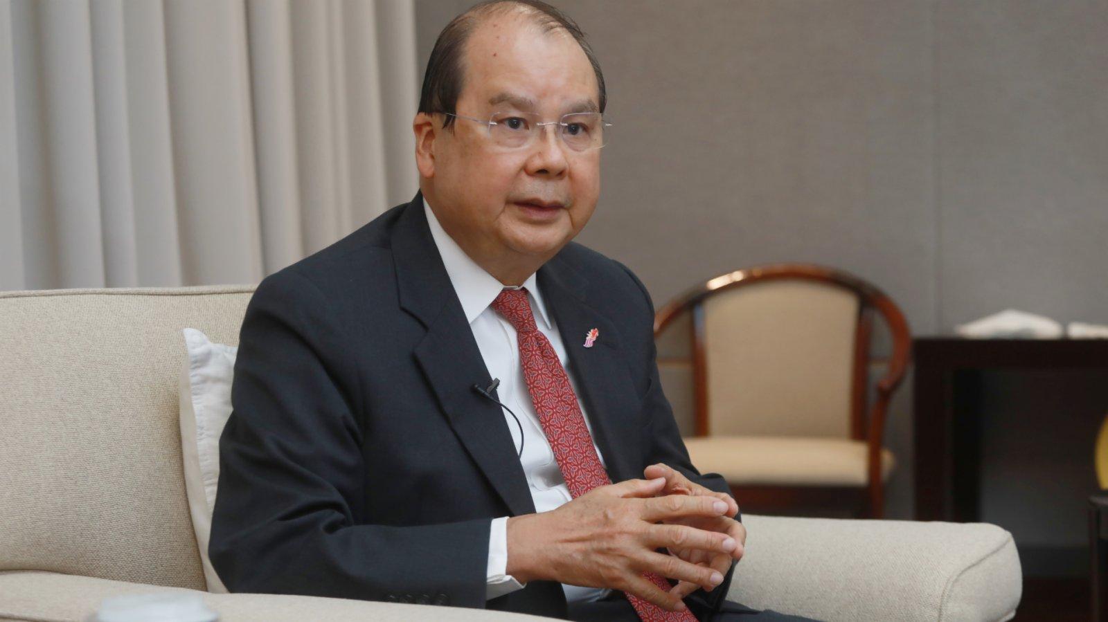 張建宗:歡迎全國人民代表大會通過《十四五規劃綱要》