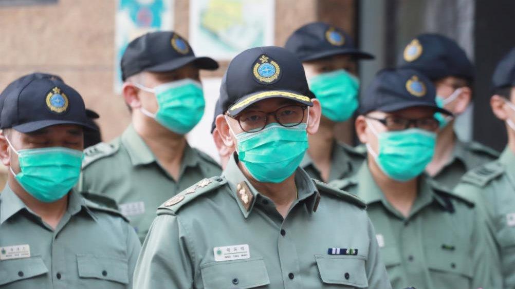 胡英明:貫徹「愛國者治港」維護香港繁榮穩定