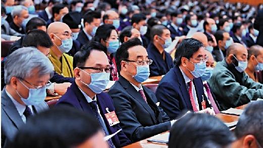 人大涉港決定高票通過 香港良政善治從此開始