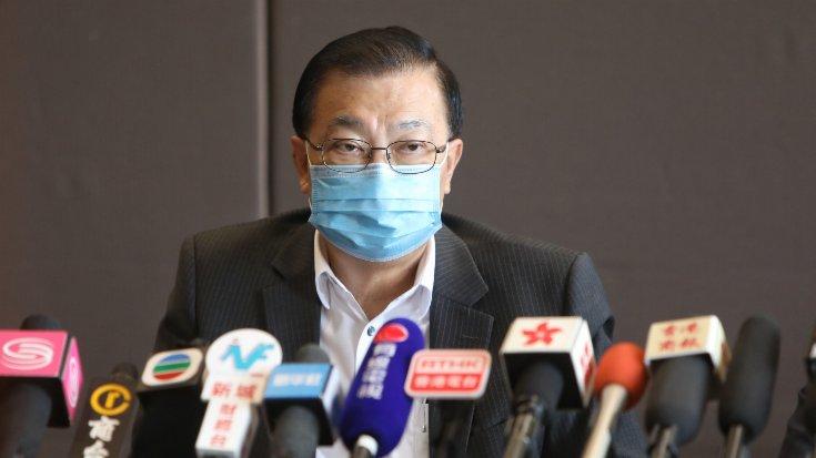 譚耀宗:地區直選不等於民主