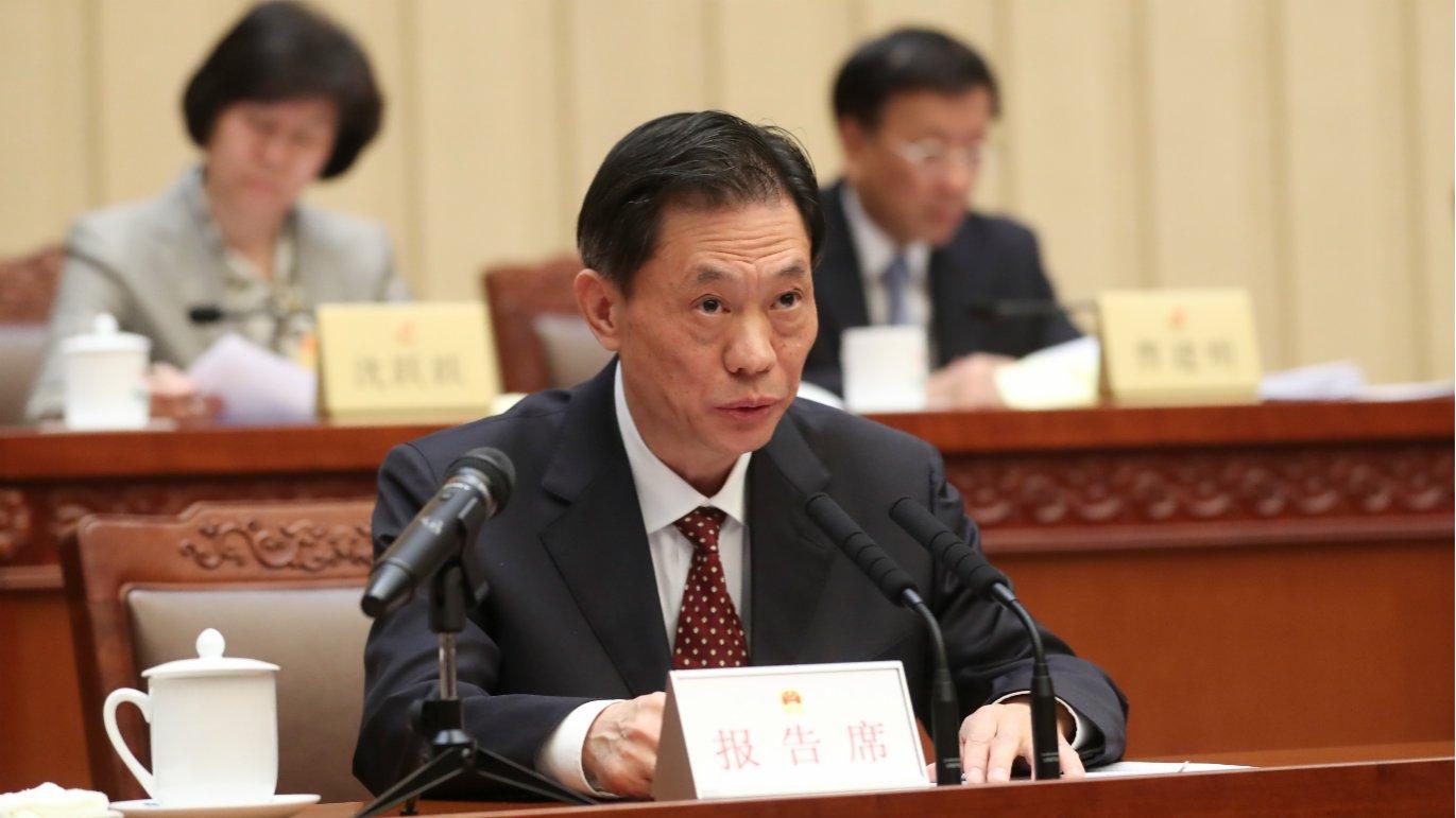 鄧中華:審查資格目的就是把反中亂港分子排除出去