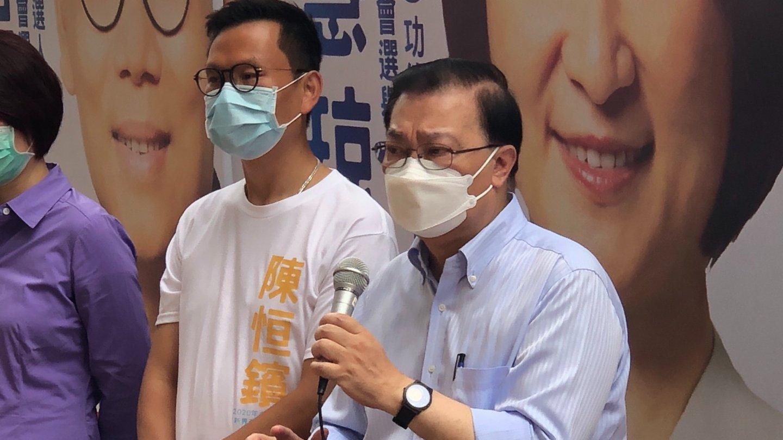 譚耀宗:資格審查委員會須按法律及執行機制辦事