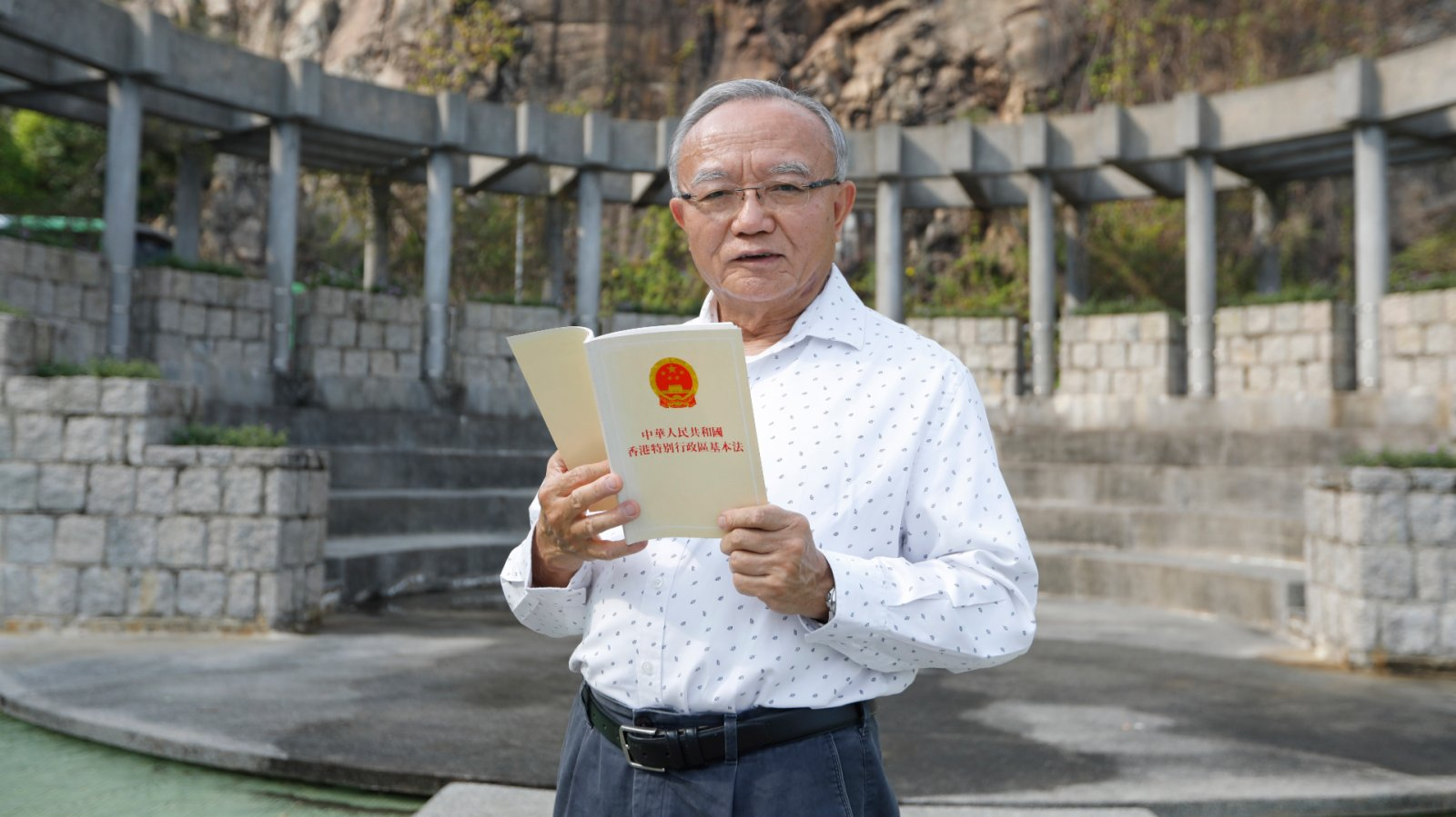 劉兆佳促盡快成立審查委員會 國安公署及警方可協助審查