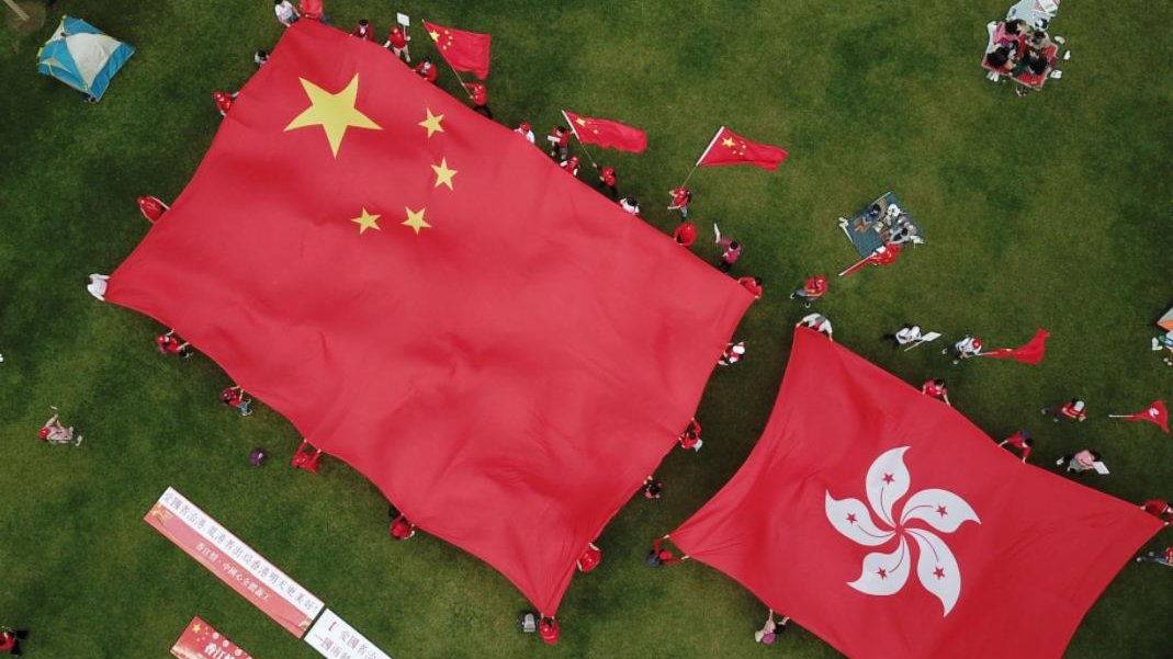 香港中資四大協會:完善香港選舉制度 助港融入國家發展大局