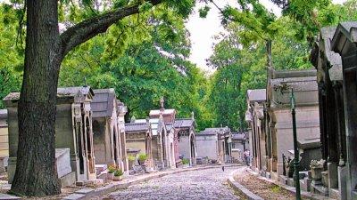 巴黎歸來話公墓