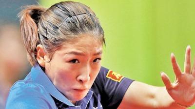 國際賽延期 中國乒協辦直通系列賽