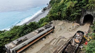 台鐵「太魯閣號」事故確認罹難49人