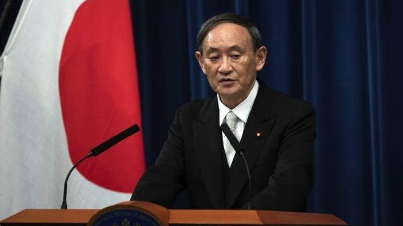 日本首相菅義偉將於4月15日至18日訪美