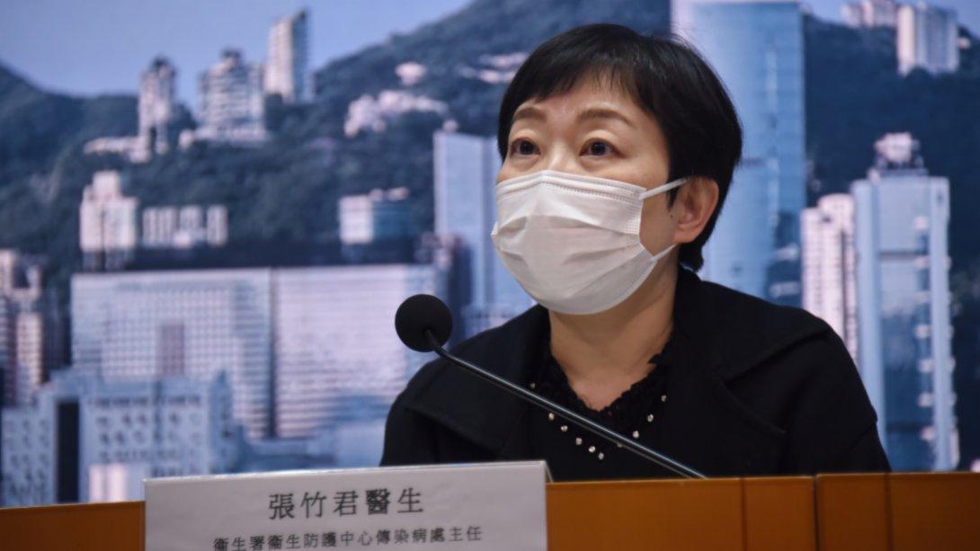 香港今增13宗確診 3宗本地1源頭不明