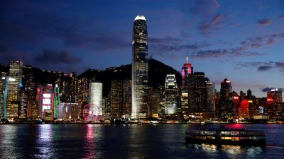 香港將走向更強大的未來