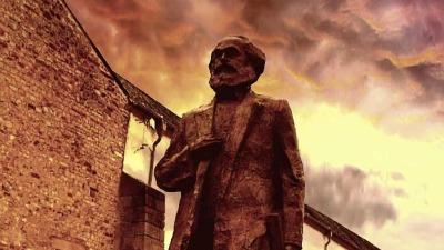 紀念馬克思誕辰 回顧塑像《馬克思》揭幕盛況