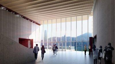 西九故宮擬明年年中開幕