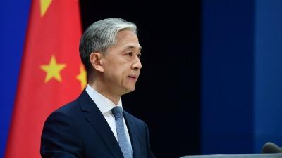 汪文斌:G7外長會公報支持台參加世衞大會是開歷史倒車